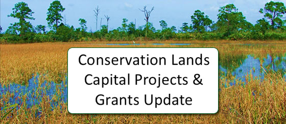 Conservation Lands Update Presentation