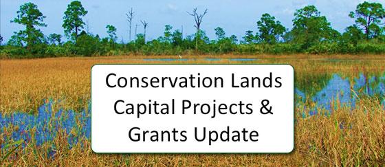 Conservation Lands Update Presentation
